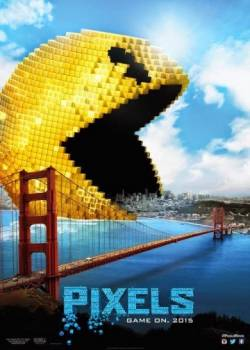 Смотреть Пиксели (2015) онлайн