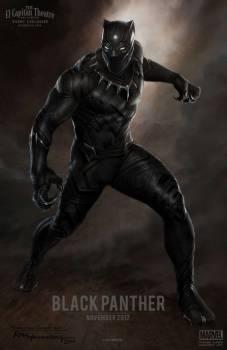 Смотреть Чёрная Пантера (2018) онлайн