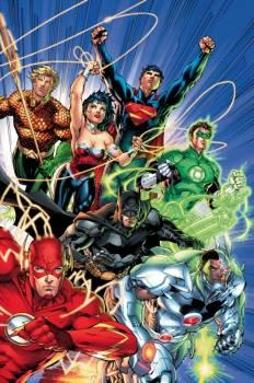 Смотреть Лига справедливости: Часть 1 (2017) онлайн