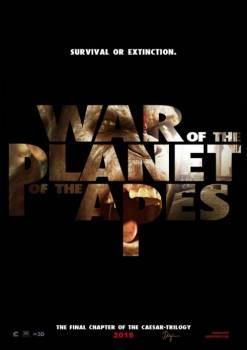 Война планеты обезьян (2017) cмотреть онлайн