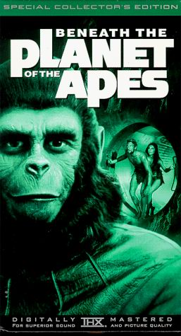 Планета обезьян 2: Под планетой обезьян / Planet of the Apes 2: Beneath the Planet of the Apes (1970)