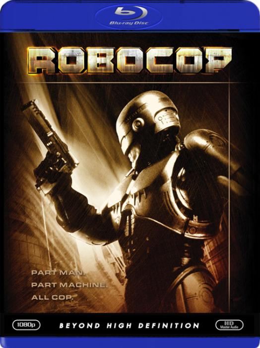 Робот полицейский 1987 смотреть онлайн